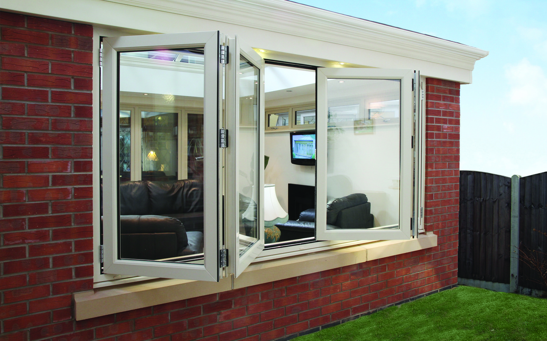 Upvc Bi Fold Windows Online Bi Fold Window Prices Uk