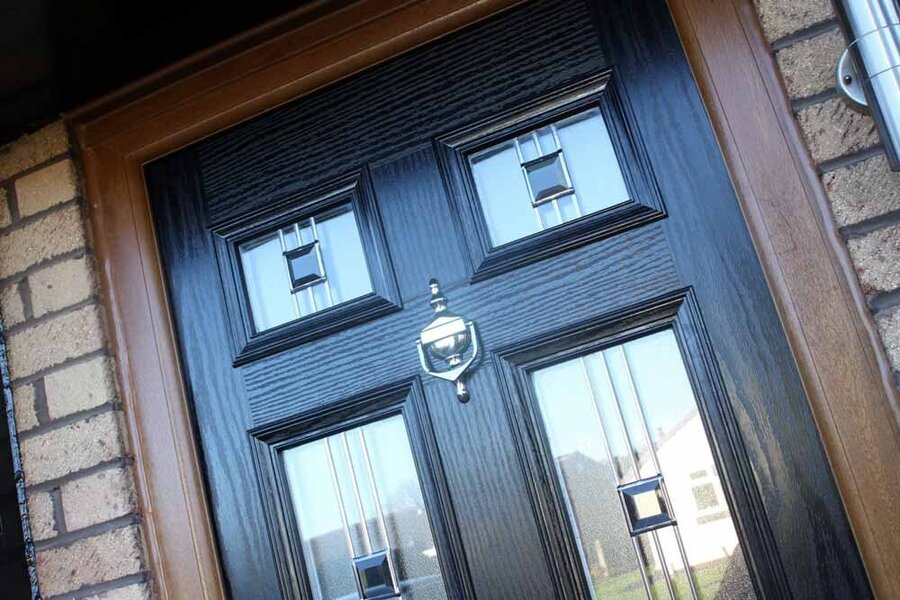 Composite front door prices UK