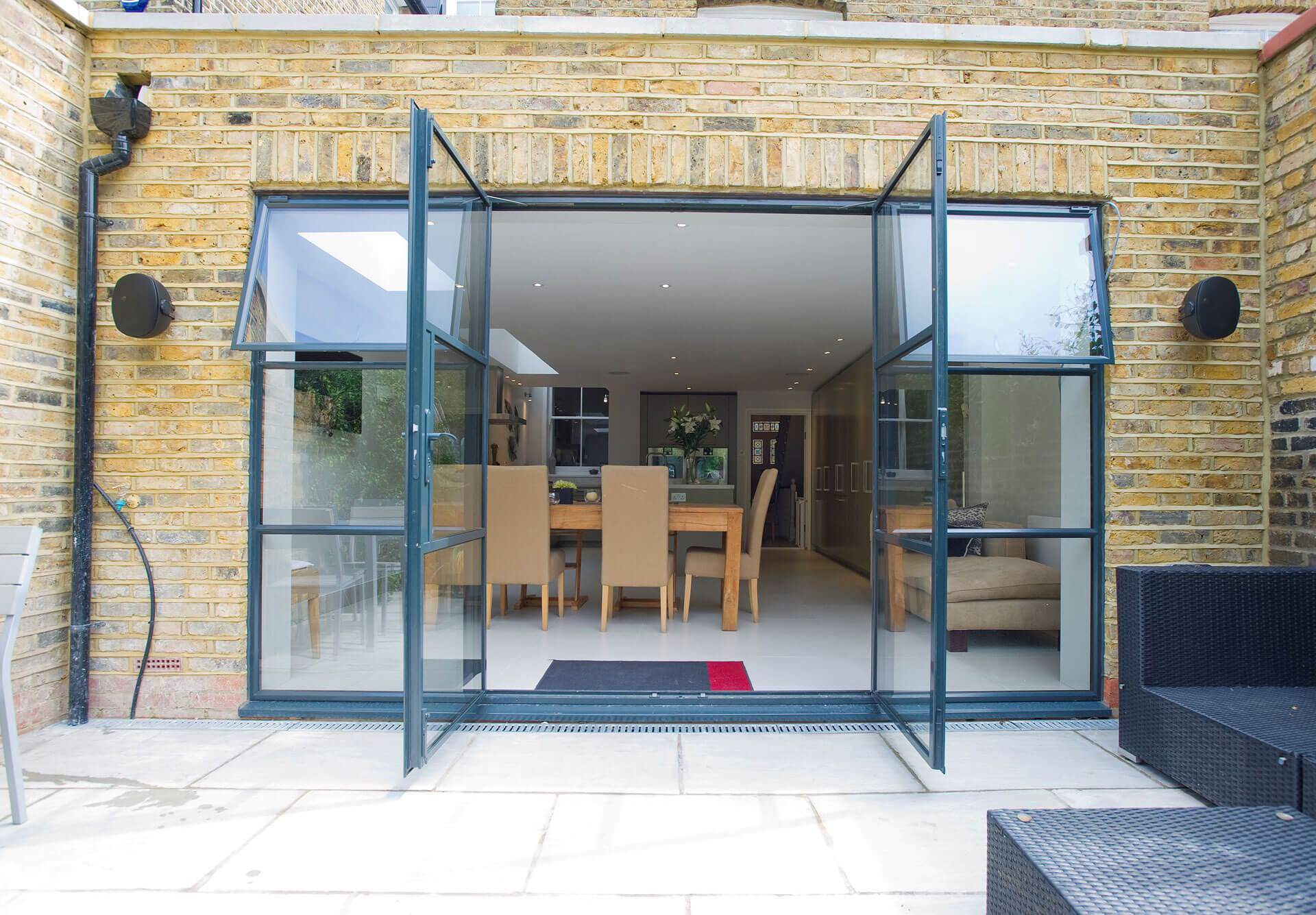 Aluminium French Doors | Aluminium Doors, Residential Doors on