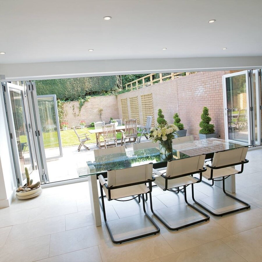 Cheap Bi-Fold Doors