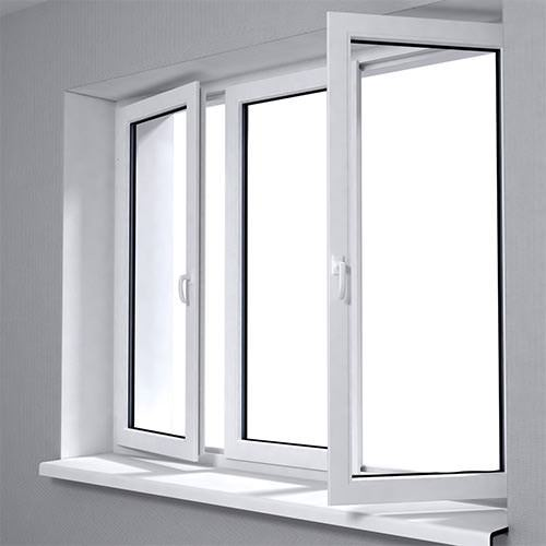 Open uPVC Casement Windows