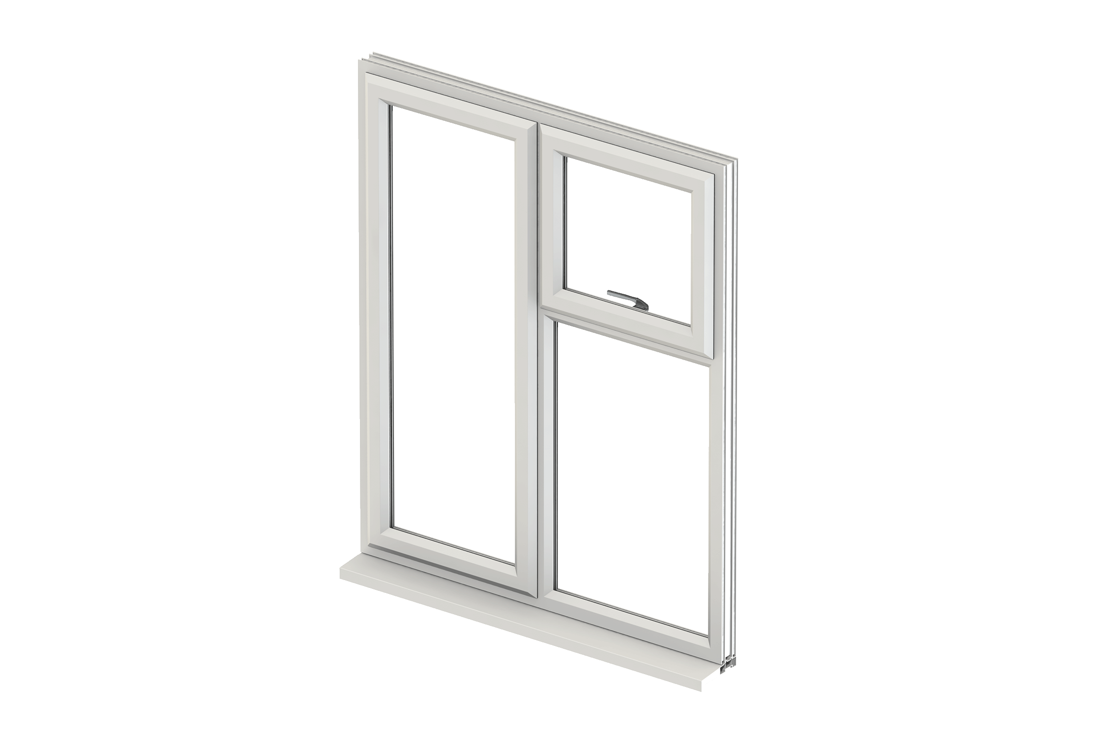 Casement windows the image kid has it for Double casement windows