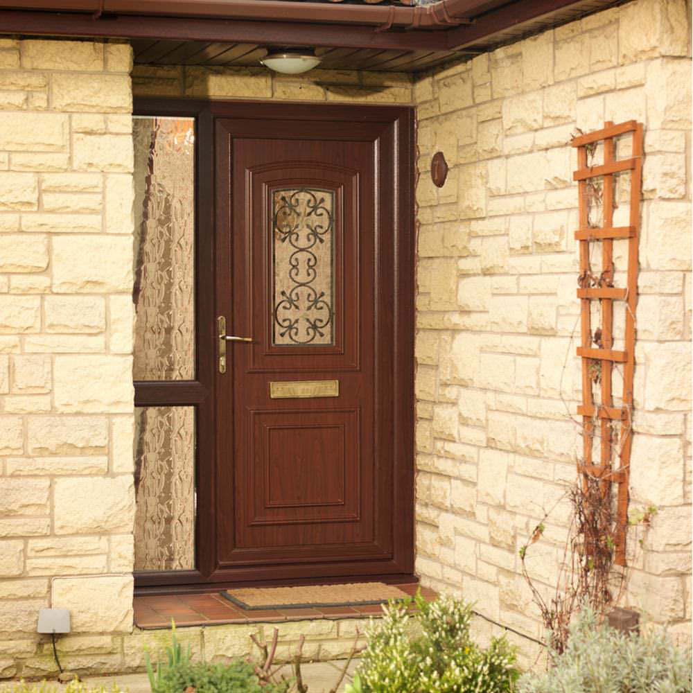 UK front door prices