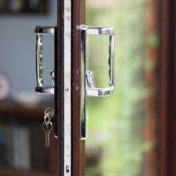 uPVC Patio door handle lock