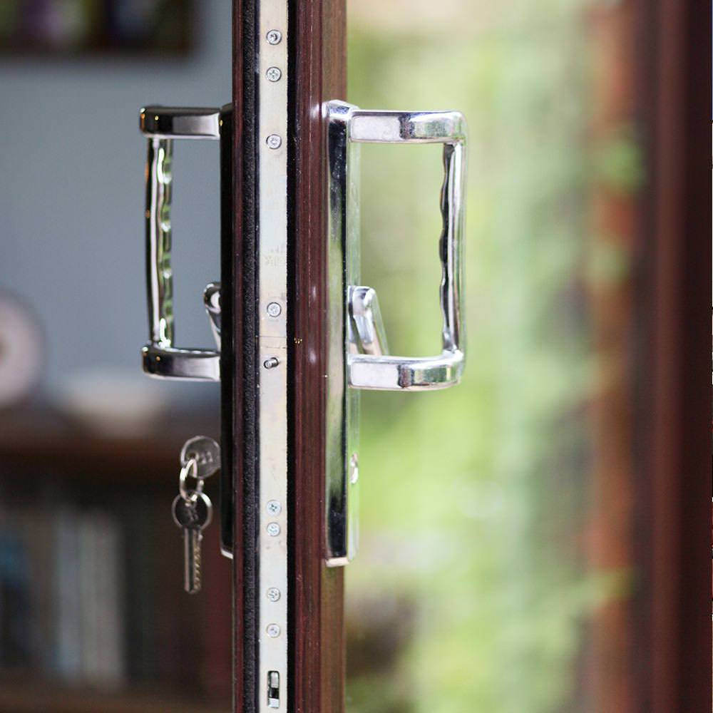 uPVC Patio door handle lock