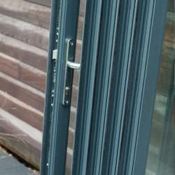 Slide and Swing Door Colour Range