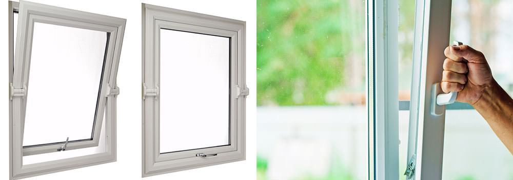 Tilt Turn Window And United States : Upvc tilt and turn windows prices