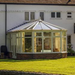Traditional uPVC Conservatory