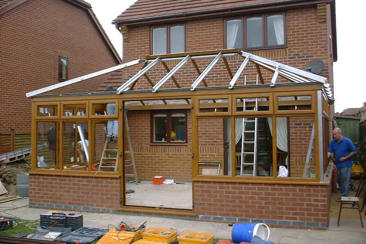 Build Conservatory Planning Permission
