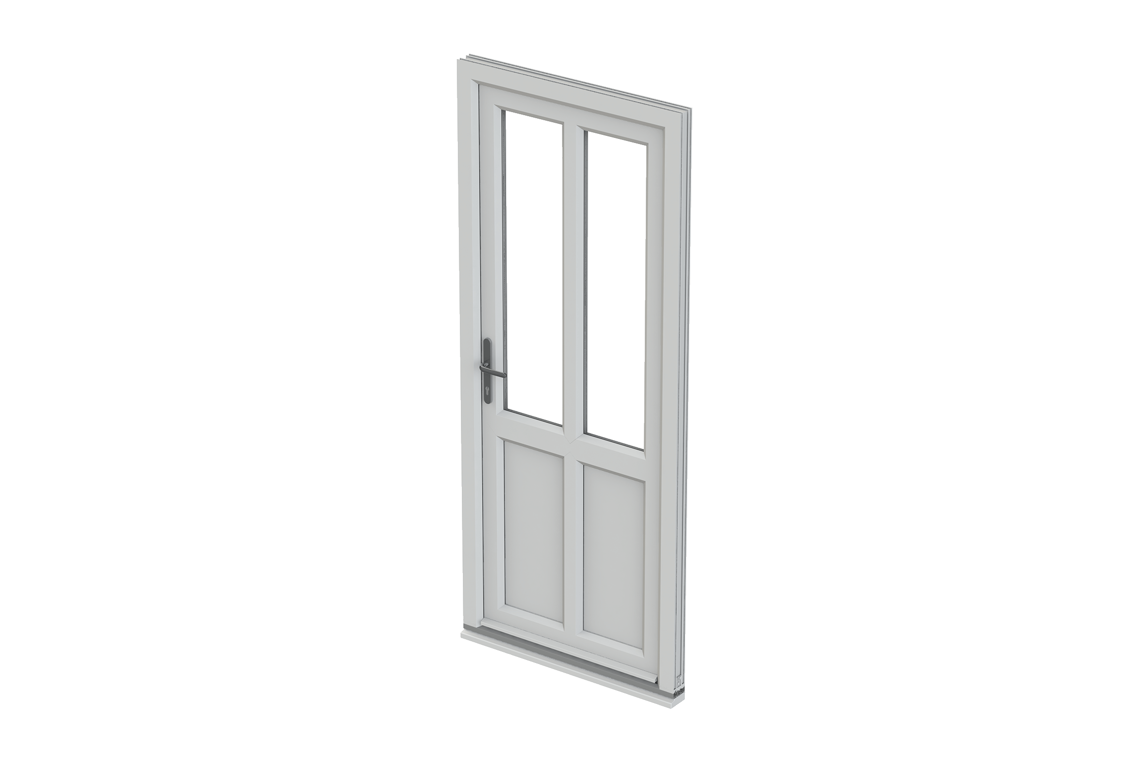 Upvc front doors door prices costs external doors for Double glazed exterior doors