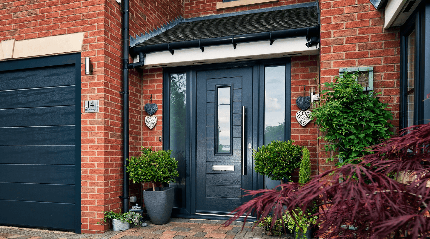 New Front Door Cost 2019 | uPVC timber, & Composite Door Prices on