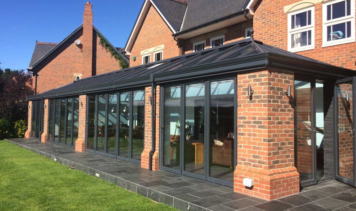 Single Storey Extension Ideas Double Glazing On The Web