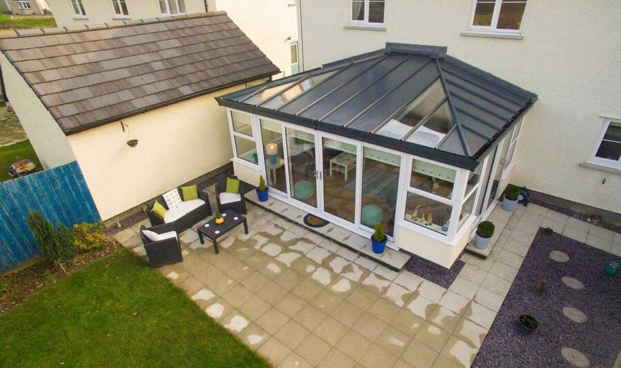 Ultraframe Solid Conservatory Roofs