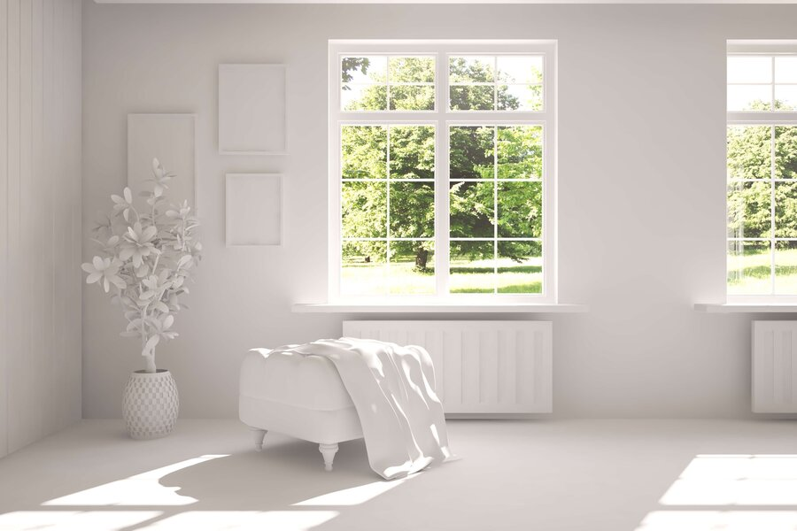 advantages of slimline double glazing
