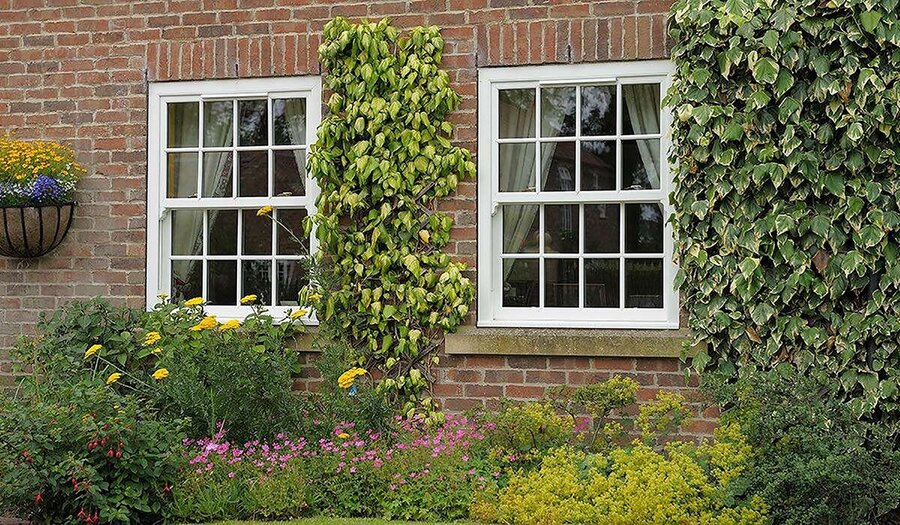 double glazed cottage window costs