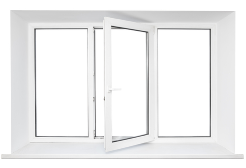 single replacement window