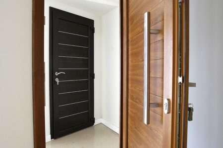 front door security features