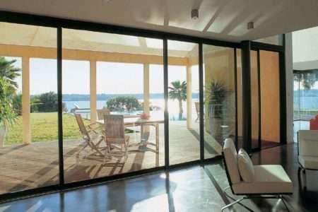 modern conservatory doors