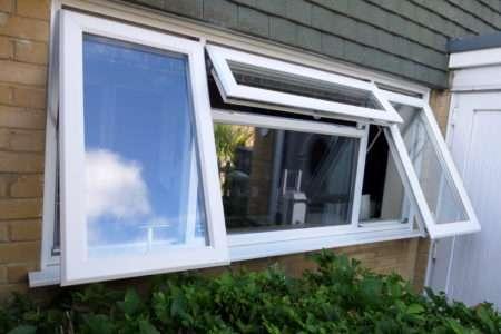 double glazing crack
