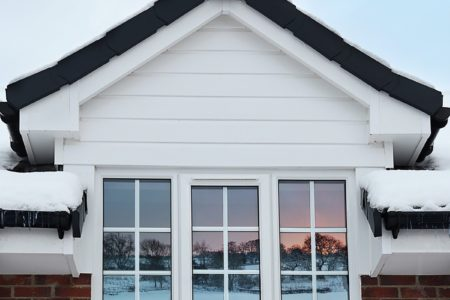double glazing condensation