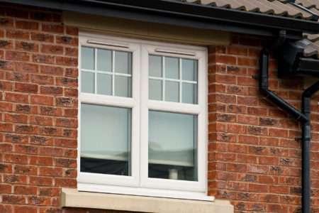 double glazing insulation
