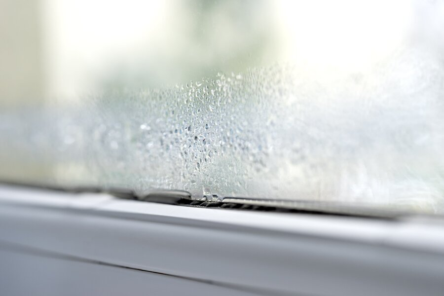 prevent mould around windows