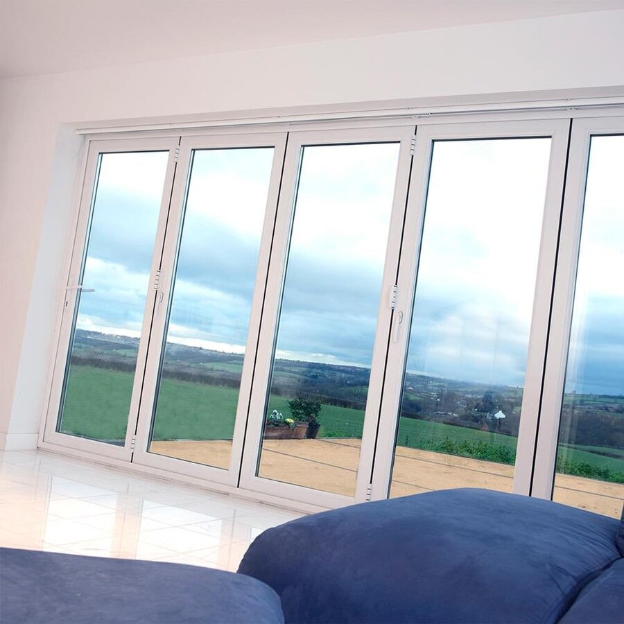 bifold doors going out of fashion