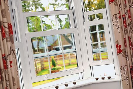sealing double glazed windows