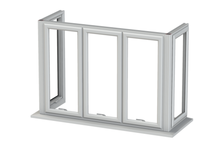 how much do bay windows cost