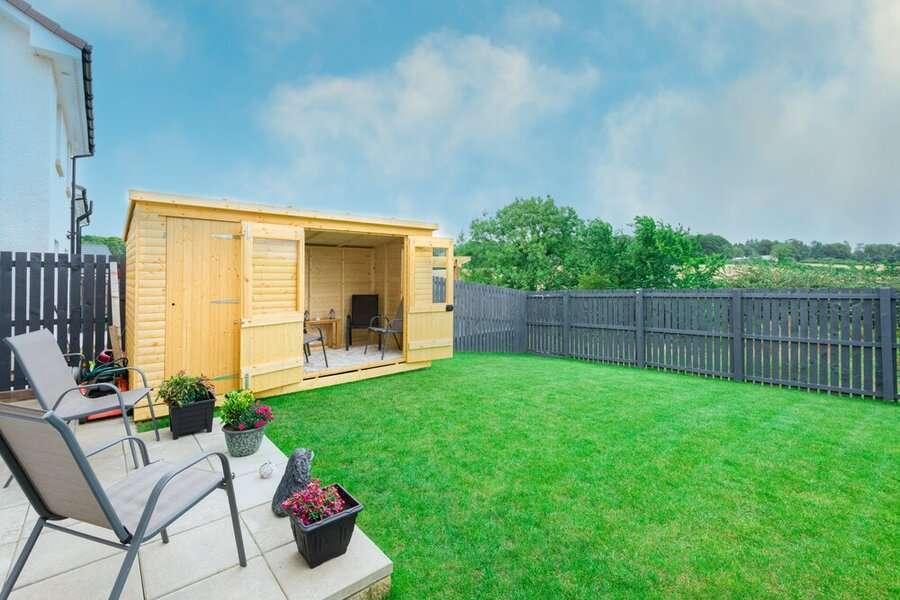 garden room costs UK